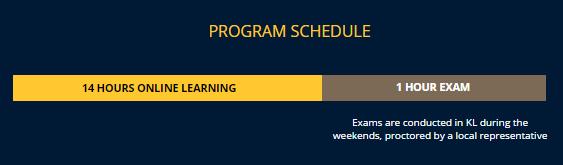 thunderbird program schedule